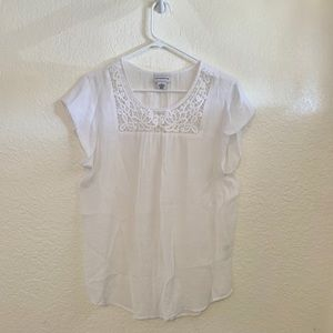 Liz Claiborne Short Sleeve Top